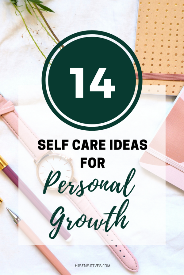 Self care ideas for personal growth