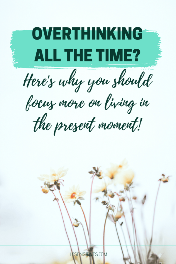 Be more present